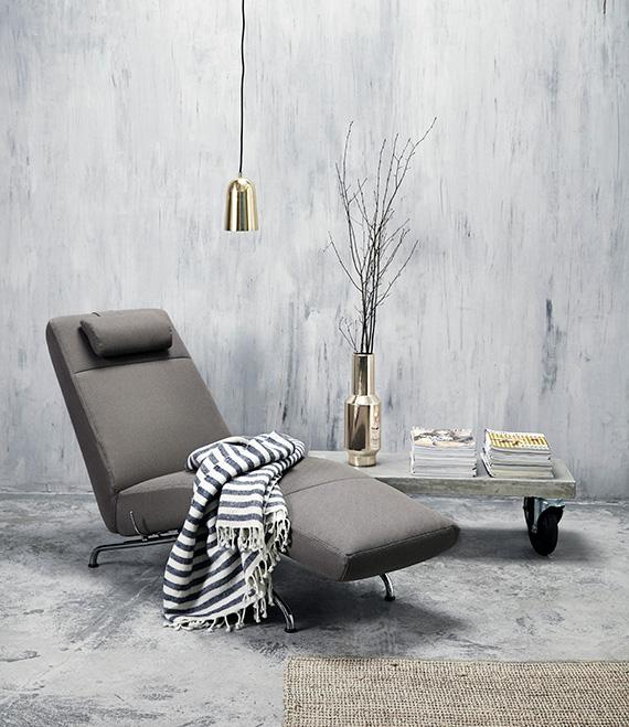 Le gris, l'effet chic et contemporain