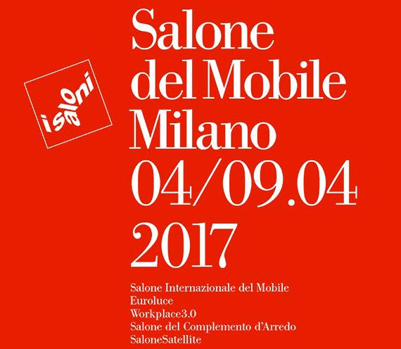 le salon du meuble et du design de Milan