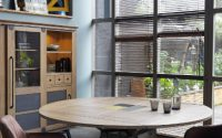 Table Passerelle - Ronde - artcopi
