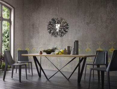 Tendance tables bois et métal : 4 ambiances pour ma salle à manger