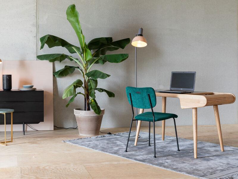 5 idées pour aménager un espace bureau dans votre salon