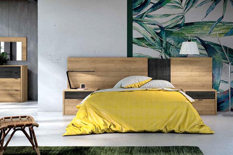 Tête de lit fonctionnelle Gallery Tendances