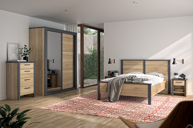 Chambre EPSILON Made in France Gallery Tendances