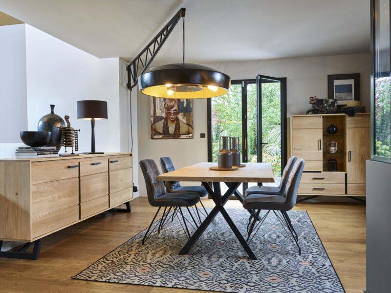 Les Ateliers de Langres : des meubles en chêne massif Made in France