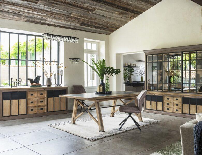 Du salon à la chambre, adoptez le style atelier !