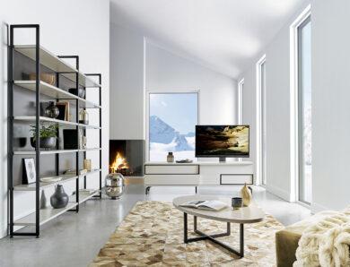 4 idées de meubles de salon pour une décoration moderne
